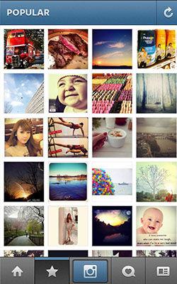 Aplikasi Terbaik 2013 Instagram