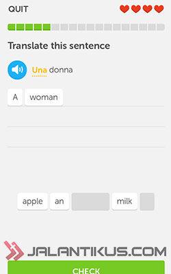 Belajar Bahasa Dengan %20Aplikasi Duolingo 6