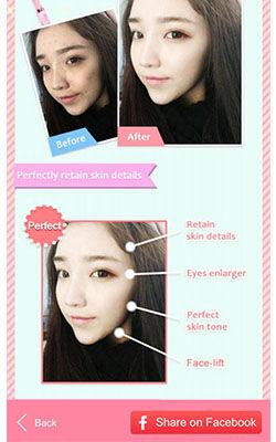 Aplikasi Selfie Beautyplus