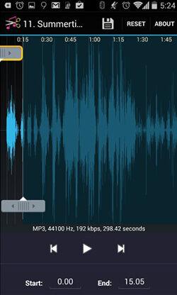 Cara Membuat Ringtone Dari Lagu Di Android 2