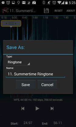 Cara Membuat Ringtone Dari Lagu Di Android 3
