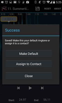 Cara Membuat Ringtone Dari Lagu Di Android 4