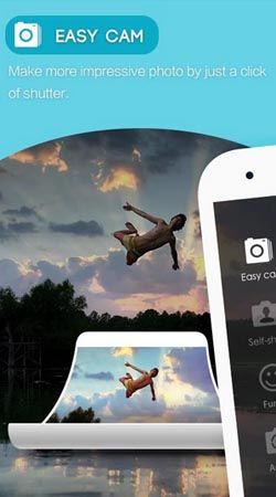 Fitur Easycam Membuat Foto Lebih Berkualitas Di Camera360