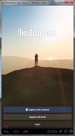 Cara Membuat Akun Instagram Di PC 6