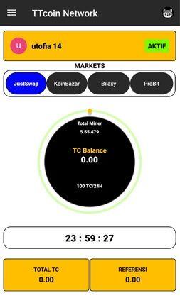 TT Coin Network 3 Cb28e