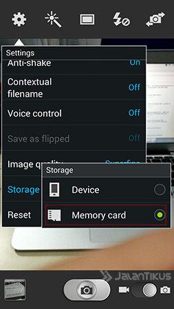Cara Simpan Hasil Foto Di Sd Card Android 2