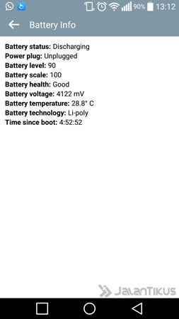 Cara Mengetahui Baterai Perangkat Android Masih Bagus Atau Tidak 1