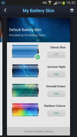 Baterai Smartphone Hemat Dengan Aplikasi Du Battery Saver 6