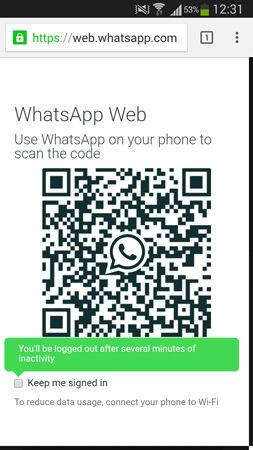 Cara Menggunakan Whatsapp Tanpa Sim 2