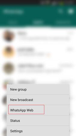 Cara Menggunakan Whatsapp Tanpa Sim 3