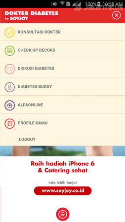 Cara Mudah Deteksi Diabetes Lewat Android 2