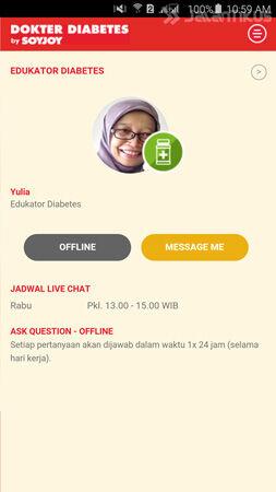 Cara Mudah Deteksi Diabetes Lewat Android 3