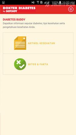Cara Mudah Deteksi Diabetes Lewat Android 6