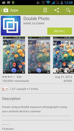 Cara Mudah Membuat Foto Multiple Exposure Di Android 1