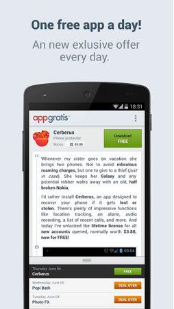 Cara Mendapatkan Paid App Gratis Setiap Hari 1