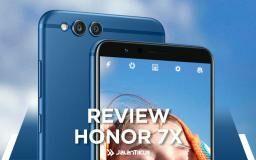 Review Honor 7X: Andalkan Layar Lebih Lega dan Build Quality Mantap!