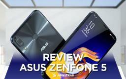 Review ASUS Zenfone 5 (2018): Layar, Kamera dan Audio Premium di Kelas Midrange