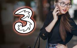 Daftar Paket Internet 3 (Tri) 4G/3G Murah Desember 2018