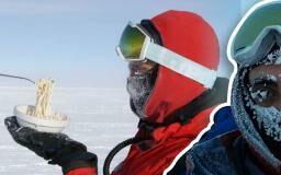 7 Foto yang Membuktikan Betapa Dinginnya Antartika, Sampai Bingung Pas Mau Makan Doang!