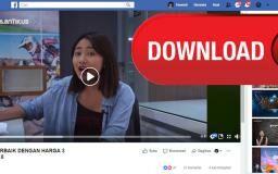 Cara Cepat Download Video Facebook Tanpa Aplikasi