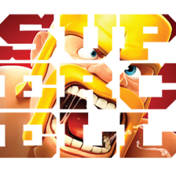 Supercell Magic Webfont