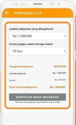 Aplikasi Pinjaman Online Bunga Rendah 6 Dfbe3