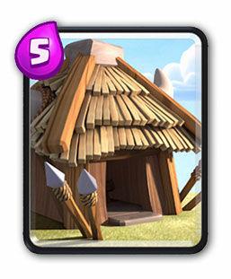 Kartu Bangunan Clash Royale 1