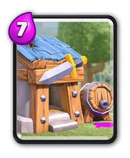 Kartu Bangunan Clash Royale 5