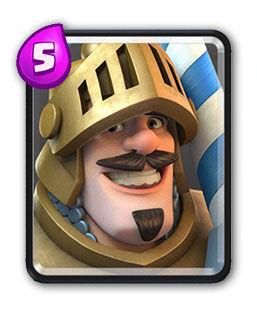Kartu Pasukan Clash Royale 10