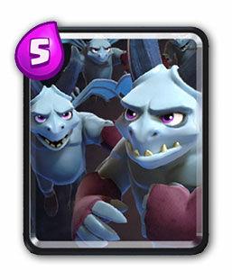 Kartu Pasukan Clash Royale 20
