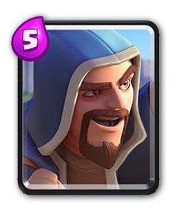 Kartu Pasukan Clash Royale 22