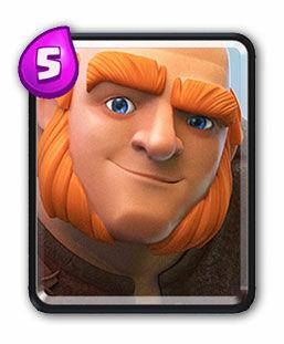 Kartu Pasukan Clash Royale 4