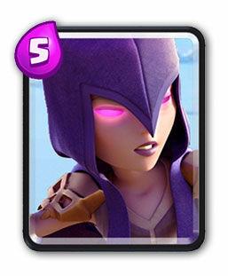 Kartu Pasukan Clash Royale 8