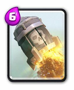 Kartu Spell Clash Royale 5