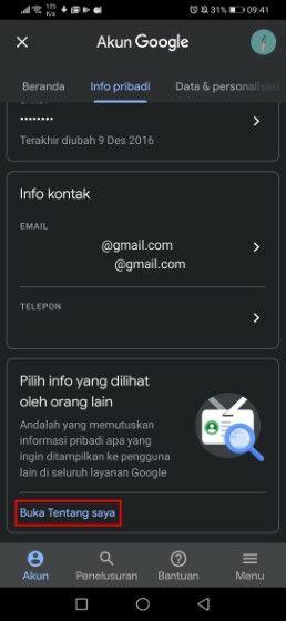 Cara Menghapus Foto Profil Gmail Di Hp Android 83256