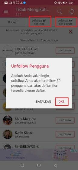 Cara Unfollow Ig Tanpa Diketahui D5f33