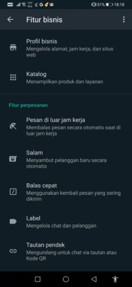 Download Whatsapp Business Mod Terbaru Jalantikus