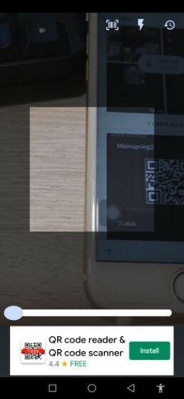 Cara Scan Barcode Di Realme 79488