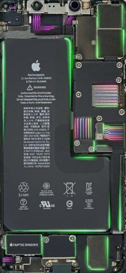 Wallpaper Mesin Hp Iphone3 Custom Cf383