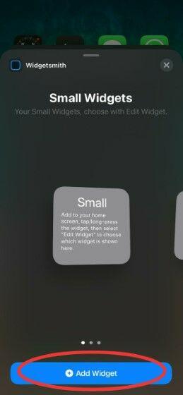 Download Widgetsmith 5f8f0