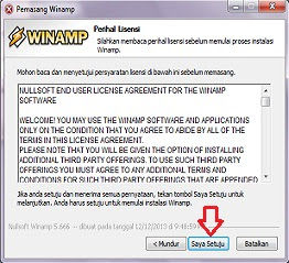 Winamp 5 4122b