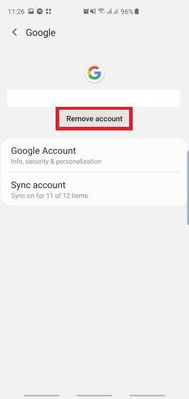 Cara Mengatasi Layanan Google Play Terhenti akun 2