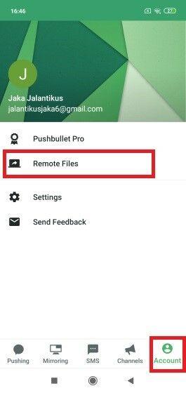 Cara Melihat Notifikasi HP Android Di PC Data Access 1 490cb