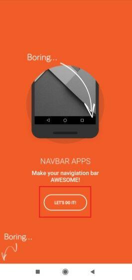 Cara Mengubah Warna Navigasi Bar Android Langkah Satu 87988