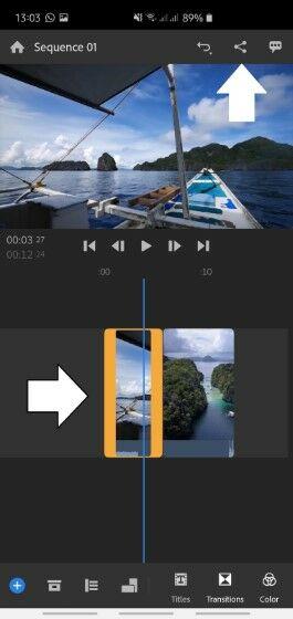 Cara Menggabungkan Video Di Hp Dan Laptop Gambar Ke Delapan 50d9d