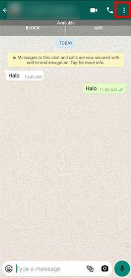 Cara Menggunakan Yowhatsapp 9a254