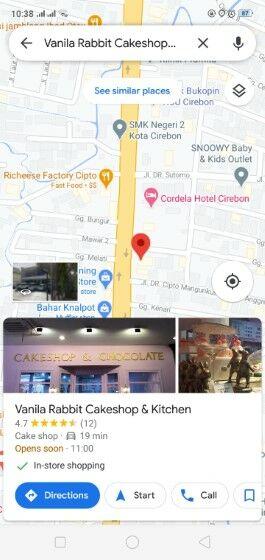 Cara Melihat Titik Koordinat Di Google Maps 32022