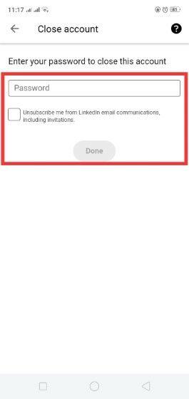 Cara Menghapus Akun Linkedin Dari Hp 7bf4e