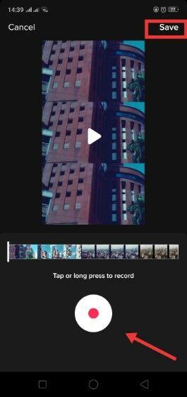 Cara Edit Video Untuk Tiktok 08cb1