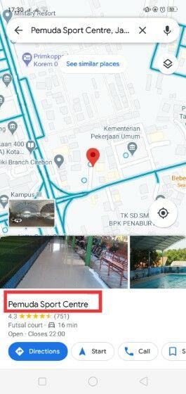 Cara Melihat Rumah Di Maps 282f1